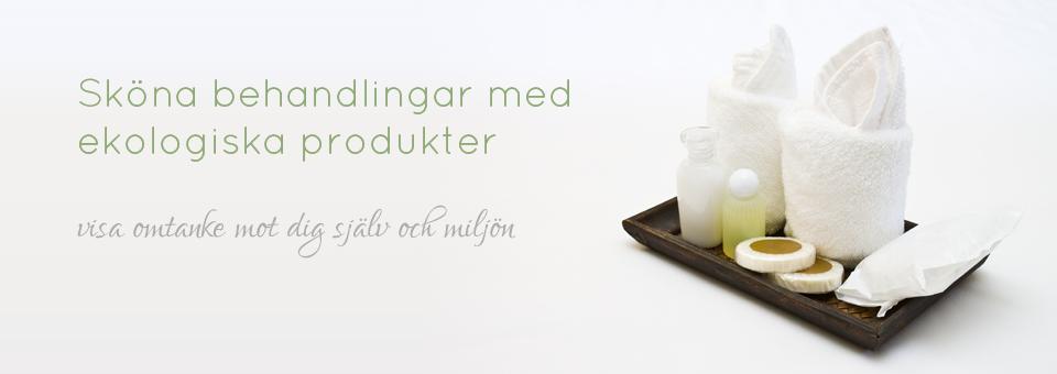 Lottas rum i centrala Karlstad - Sköna behandlingar med ekologiska produkter